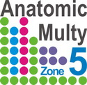 Anatomic Multy Zone 5