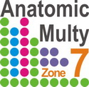 Anatomic Multy Zone 7