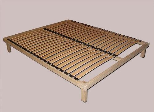 Купить матрас на деревянном каркасе для кровати наматрасник на молнии 60х140 купить